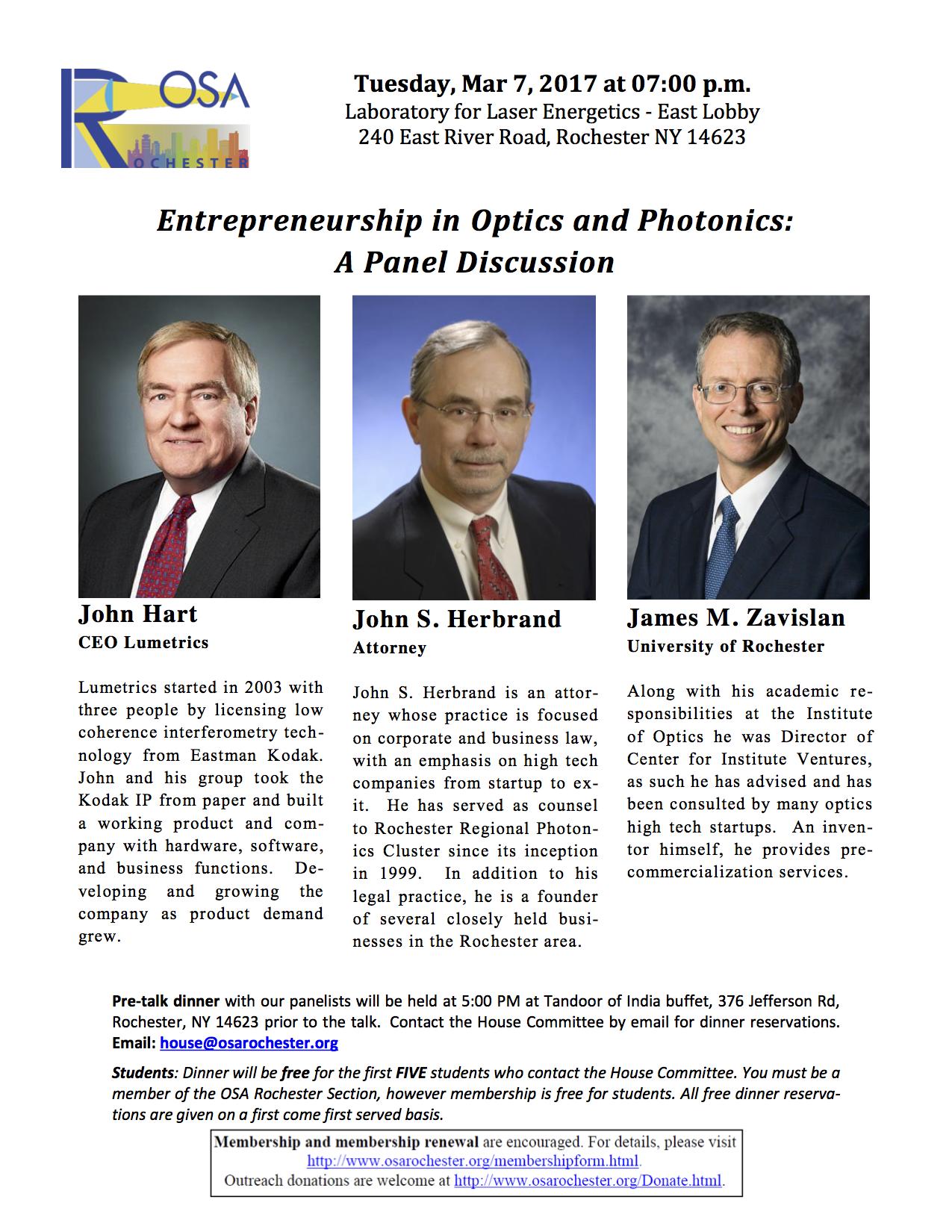 2017-03-07_optics_entrepreneurship_panel